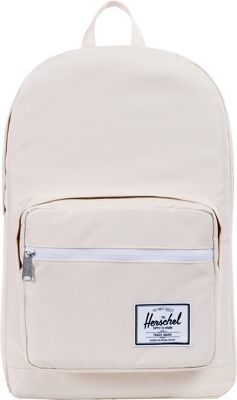 184622c42c Herschel Supply Co. Pop Quiz Laptop Backpack Natural - all white ...