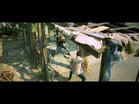 Donnie Yen vs Collin Chou (Flash Point). | Fight ...