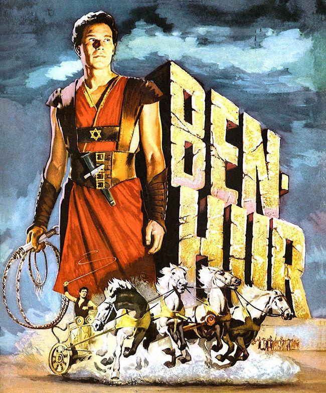 Charlton Heston - Ben-Hur (1959) #benhur1959