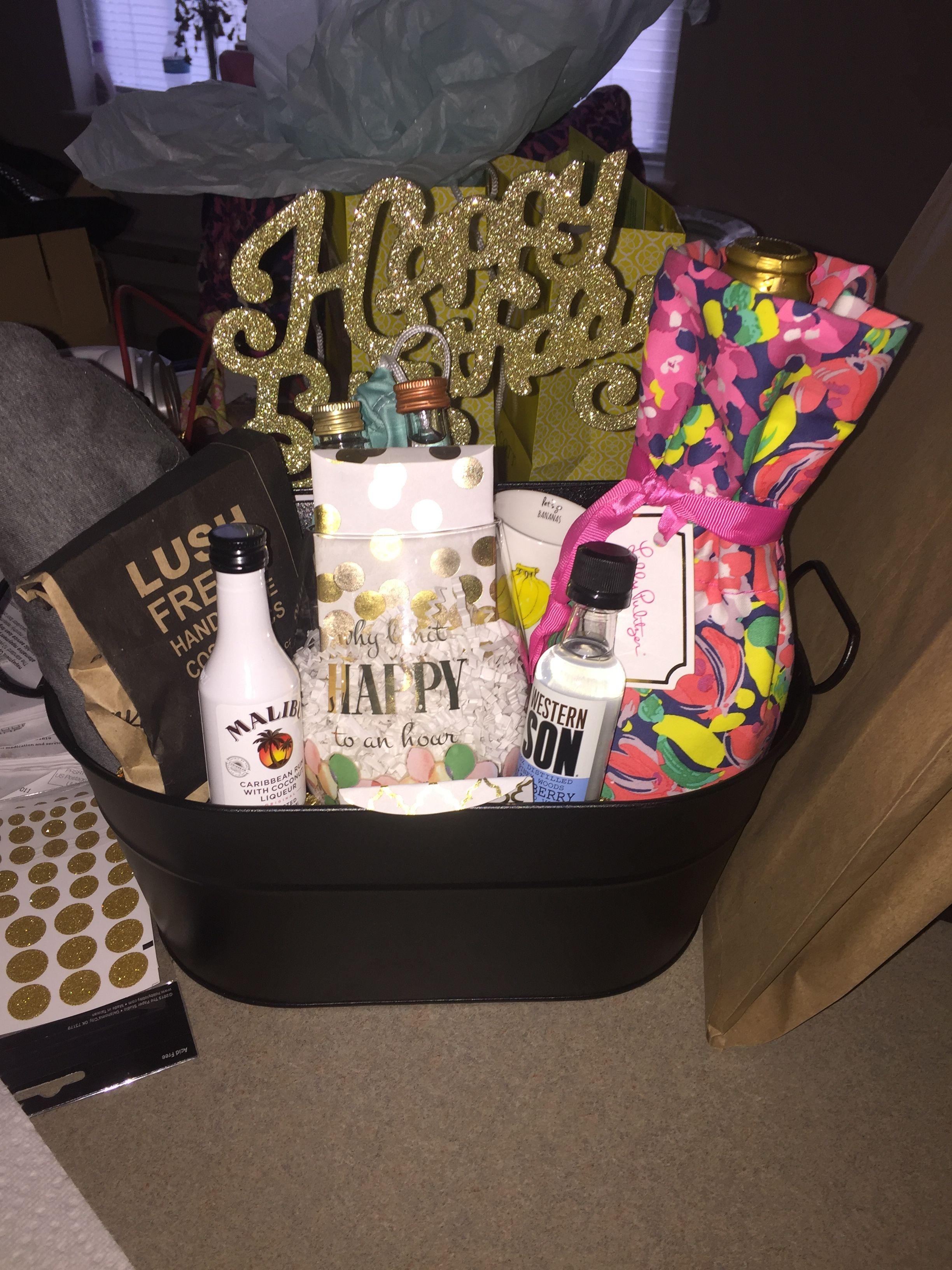 21 Fun 21st Birthday Gift Gift For Her Bff Gift Diy