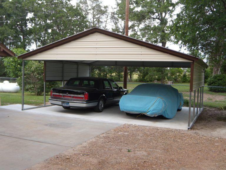 Metal Carports And Garages Ideas Carport prices