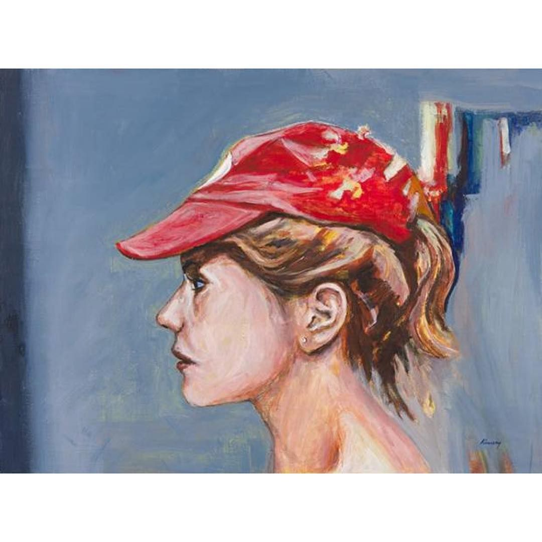 """""""Go Figure"""" a two person show of figurative paintings, drawings & sculptures by STAMPS alums Ted Ramsay and Marcia Polenberg (MFA 1988), is on view July 6–August 20 at the #umich Duderstadt Gallery, 2281 Bonisteel Boulevard.#UMichArts"""