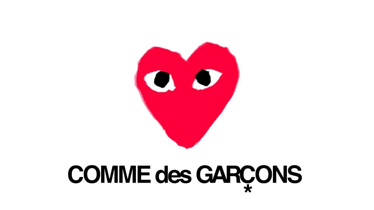 57648c0382bc Image result for commes des garcons logo