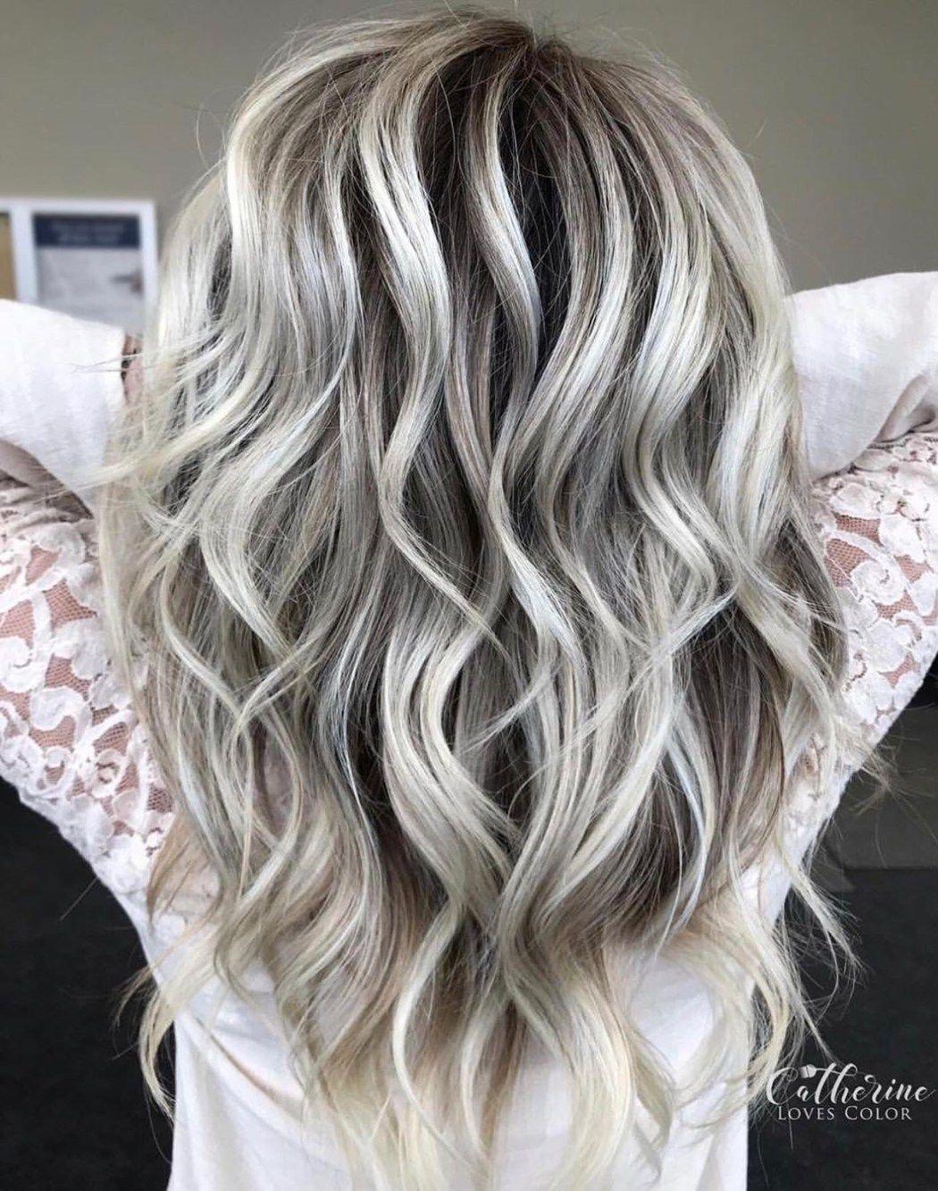 40 Bombshell Silver Hair Color Ideas For 2020 Hair Adviser In 2020 Silver Hair Color Silver Blonde Hair Hair Styles