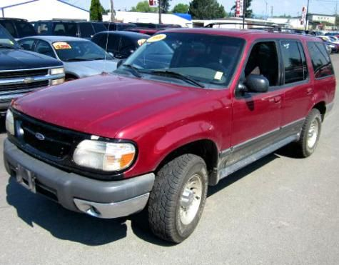 1999 Ford Explorer Xlt Suv For Under 2000 In Idaho Ford