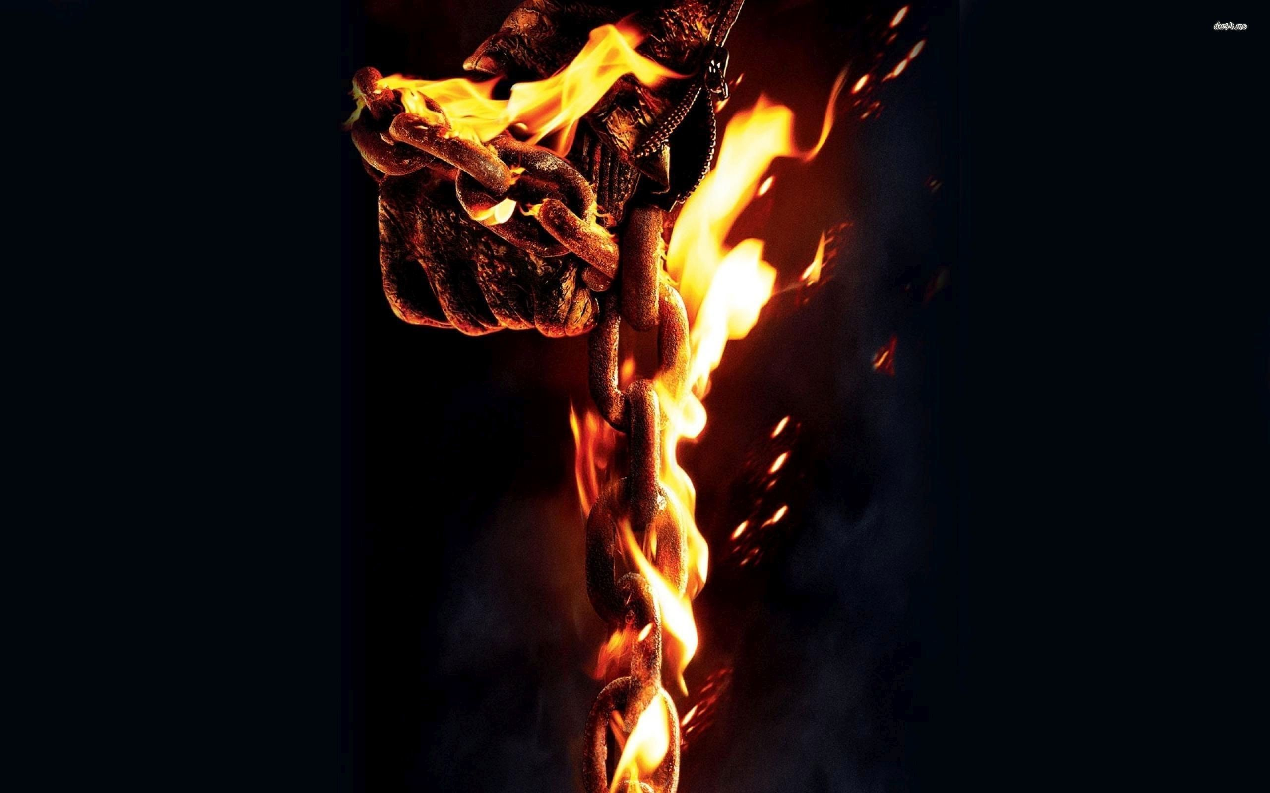 72 Ghost Rider Wallpapers On Wallpaperplay Ghost Rider