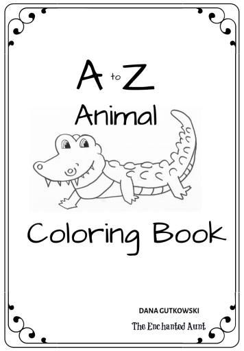 Free Coloring Activity for Toddlers and Preschoolers ...