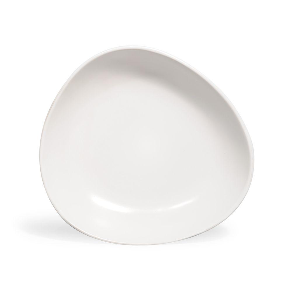 assiette creuse galet blanche vendu par 6 vaisselle pinterest assiette creuse assiette. Black Bedroom Furniture Sets. Home Design Ideas
