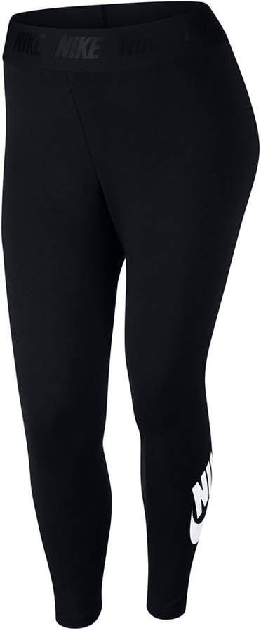 4983c6fe1daaf Plus Size High-Waist Leg-A-See Leggings in 2019 | Outfits | Evening ...