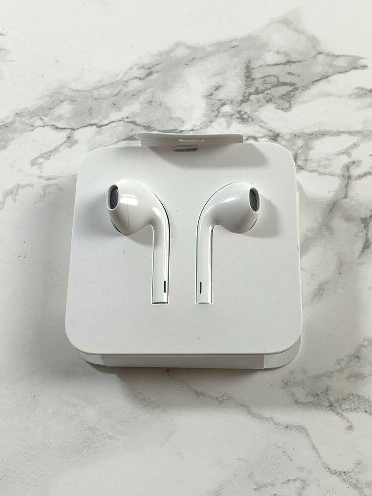 Headsets 80077 Apple Iphone 7 Plus Iphone 8 Iphone X Original Earbuds Headphones Lightning Oem Buy It Now Only 21 5 On Ebay Heads Headsets Ebay Earbuds