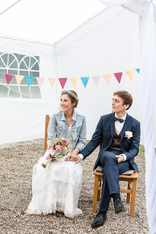 Lassig Bunte Diy Hochzeit Wedding Brautkleid Braut Und