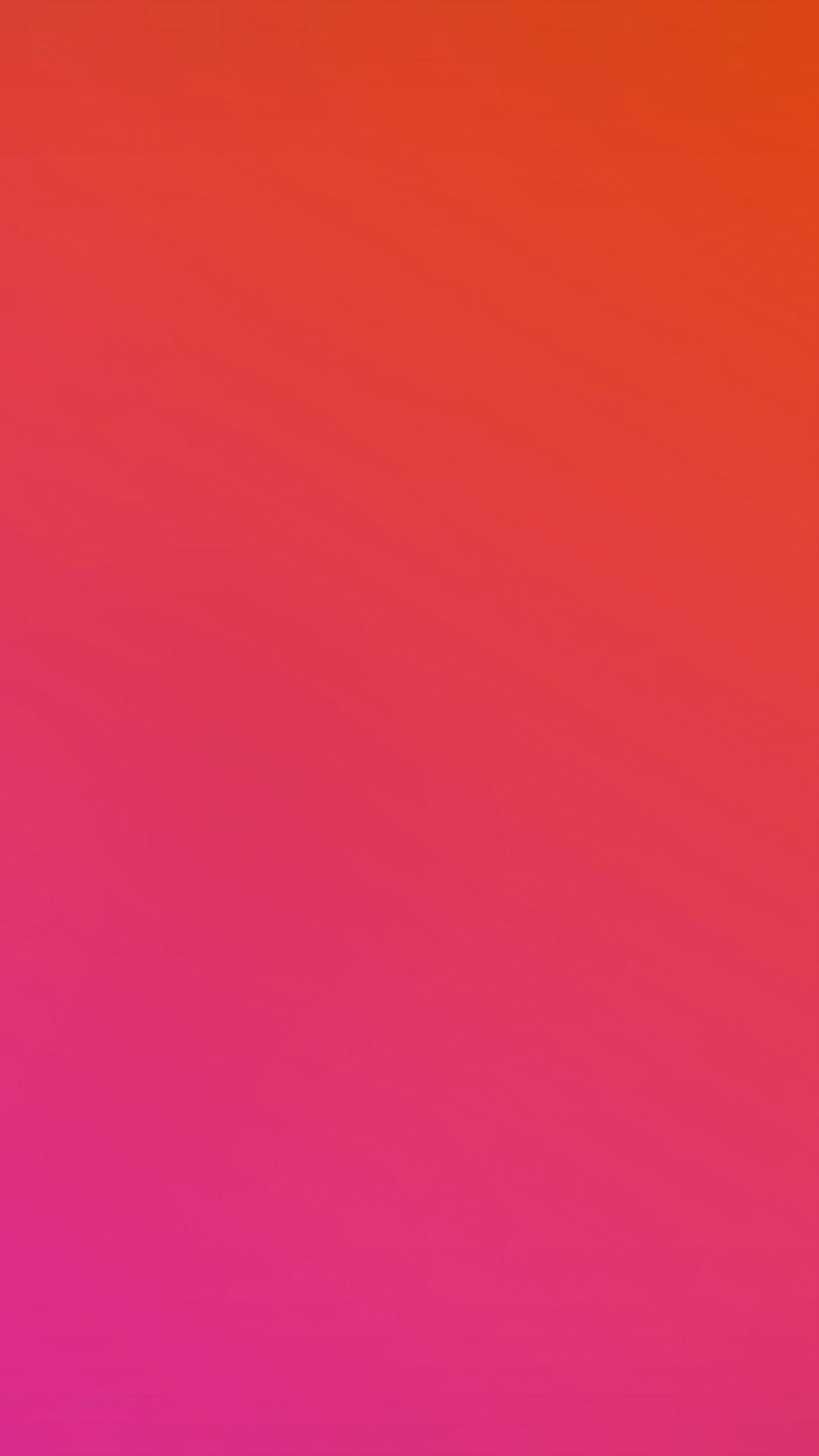 Red orange combination inside gradation blur iphone 6 - Color gradation wallpaper ...