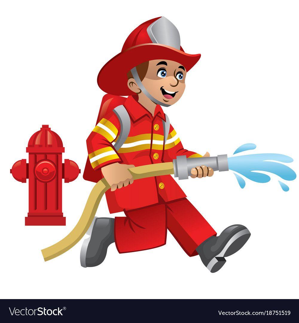 Firefighter Cartoon Firefighter Firefighterdaily Firefightershaveaheart Firefighterbrotherhood Firefightergift Firefightera Pozharnyj Illyustracii Idei