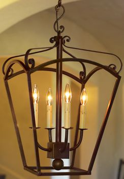 lagos lantern chandelier - crows nest trading co | LIGHTS ...