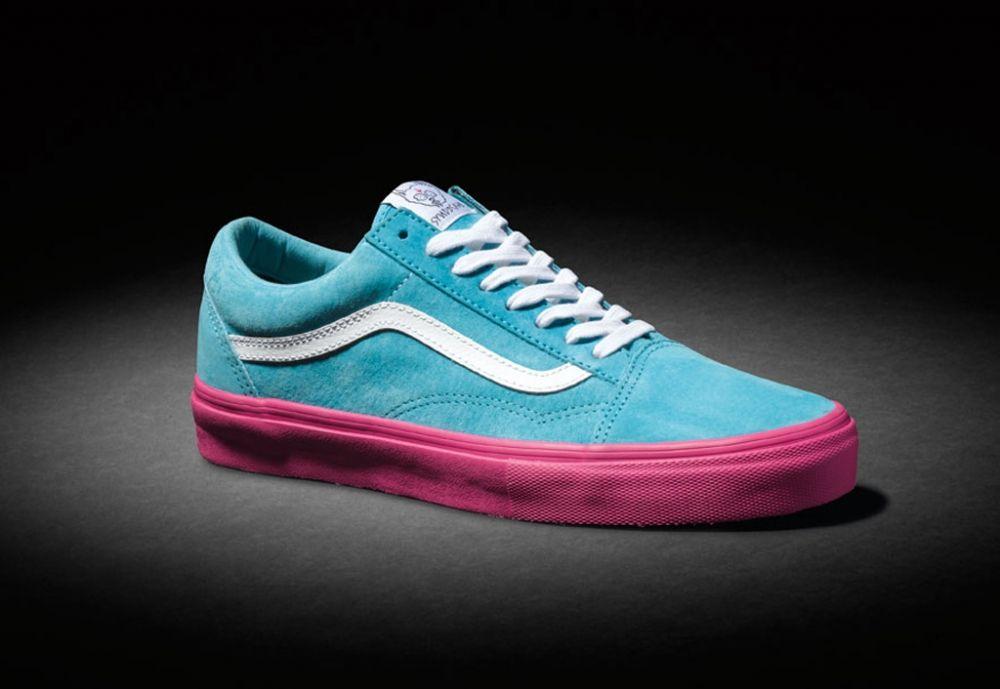 6f8fdf24cf Vans Syndicate Old Skool Pro S Blue Pink
