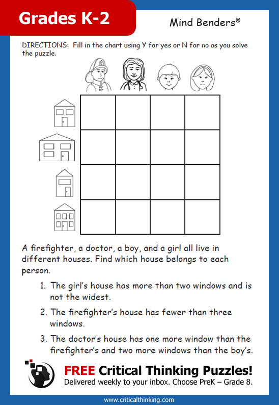 critical thinking games for gifted students Promote creativity by validating students' creative thinking  reward students for  thinking of problems in varied ways by recognizing their.