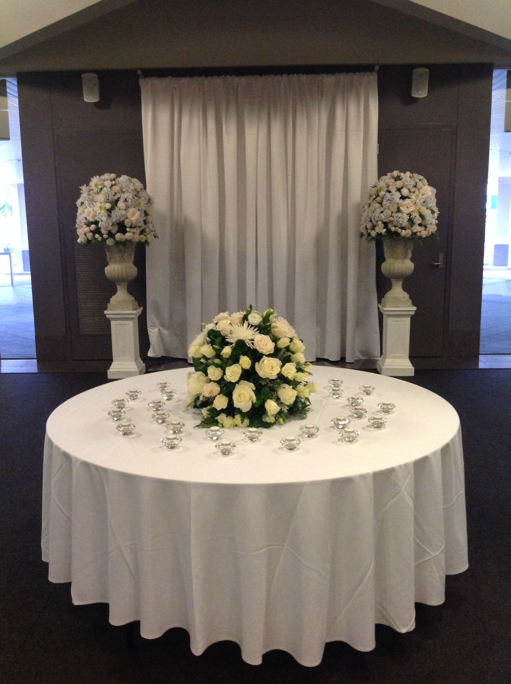 Foyer decoration of donato reception centre in adelaide www foyer decoration of donato reception centre in adelaide houseofthebride junglespirit Image collections
