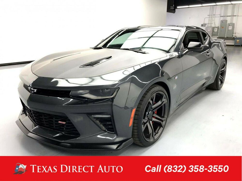 2018 Chevrolet Camaro 2ss Texas Direct Auto 2018 2ss Used 6 2l V8