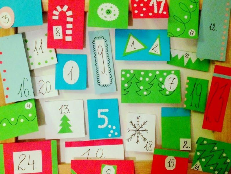 Catastrophe Waitress Kultura Sztuka Diy Podroze Lifestyle Diy Troche Inny Kalendarz Adwentowy Holiday Decor Decor Advent Calendar