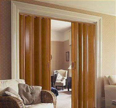 Puertas corredizas tipo cortina de habitaciones google - Cortinas con riel ...