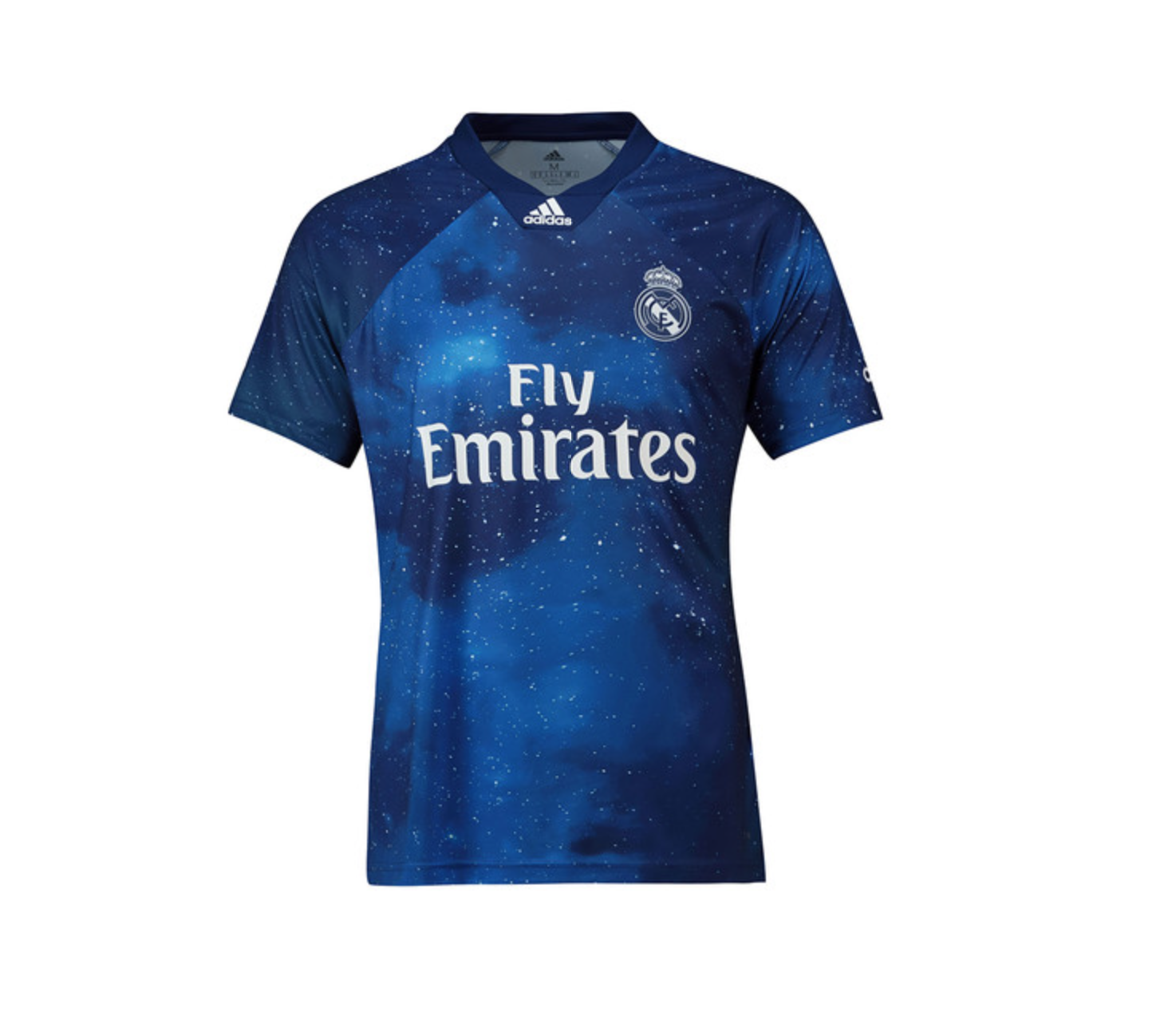 Real Madrid C F Football Club 4th Kit Ea Sports X Adidas Limited Edit Www Worldsoccerfootballshop Com