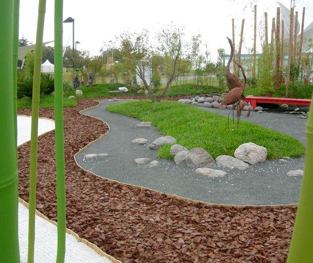 Jardines urbanos buscar con google ideas para el hogar for Jardines con piedra volcanica