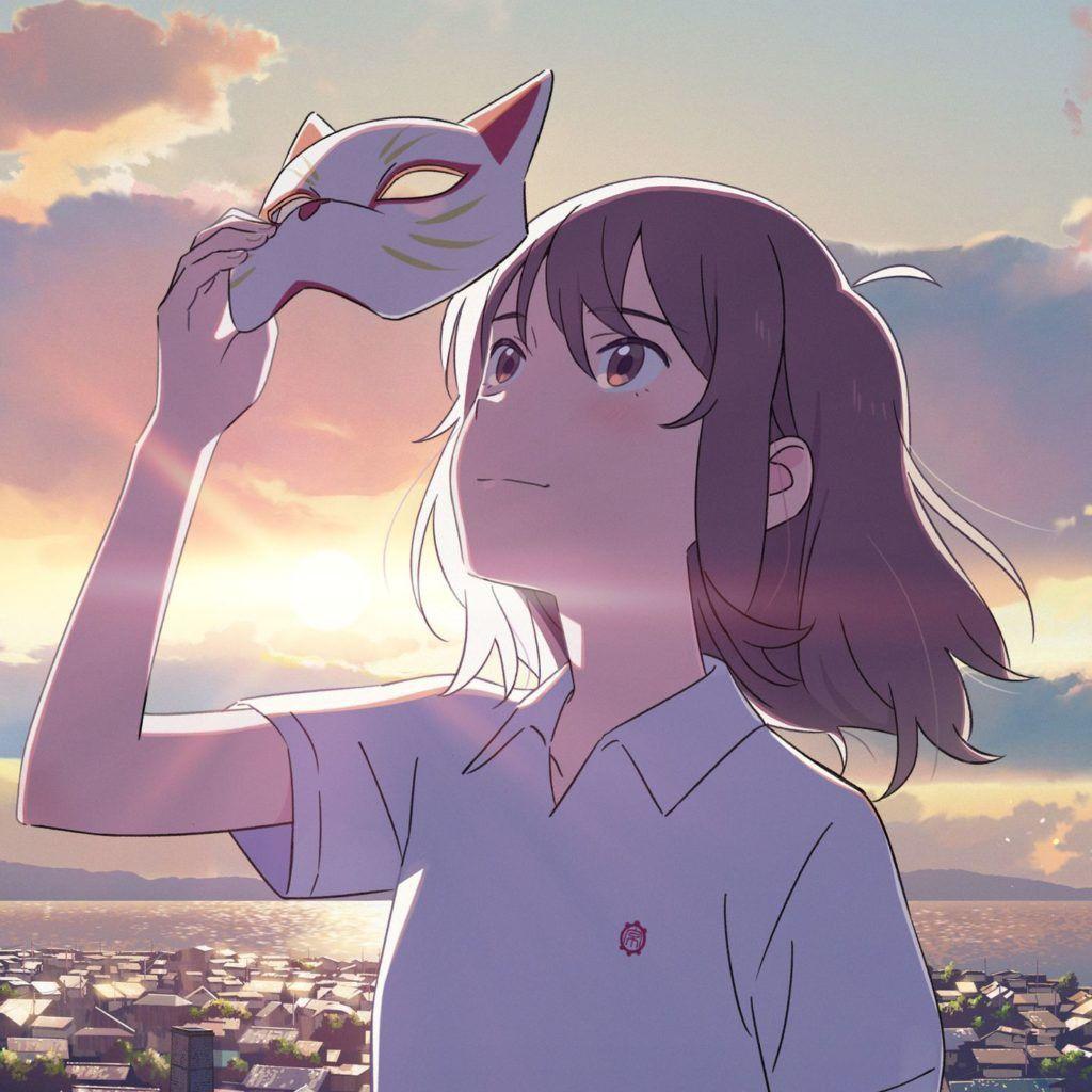 A Whisker Away in 2020 Anime films, Anime, Aesthetic anime
