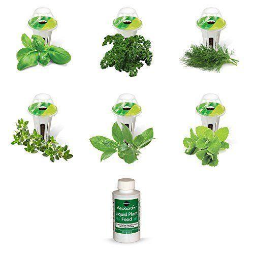 Gourmet Herb Seed Pod Kit Aerogarden Indoor Plant Growing 400 x 300