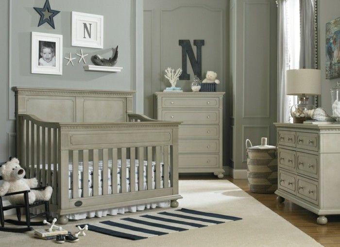 La chambre bébé mixte en 43 photos d\'intérieur!