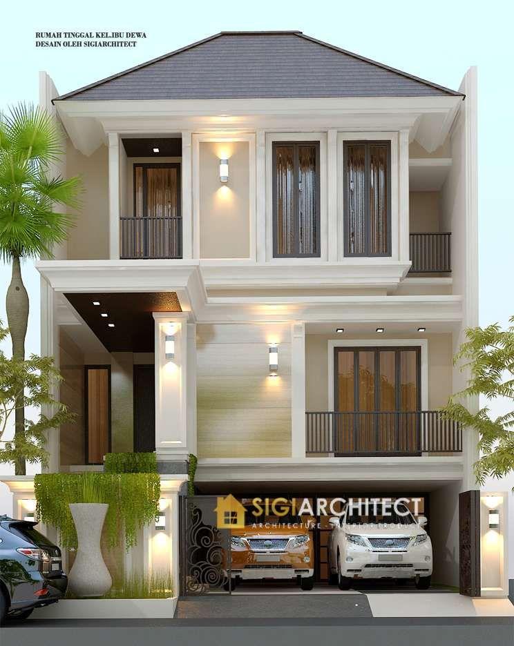 510 Ide Rumah Minimalis 2 Lantai Di 2021 Rumah Minimalis Rumah Minimalis