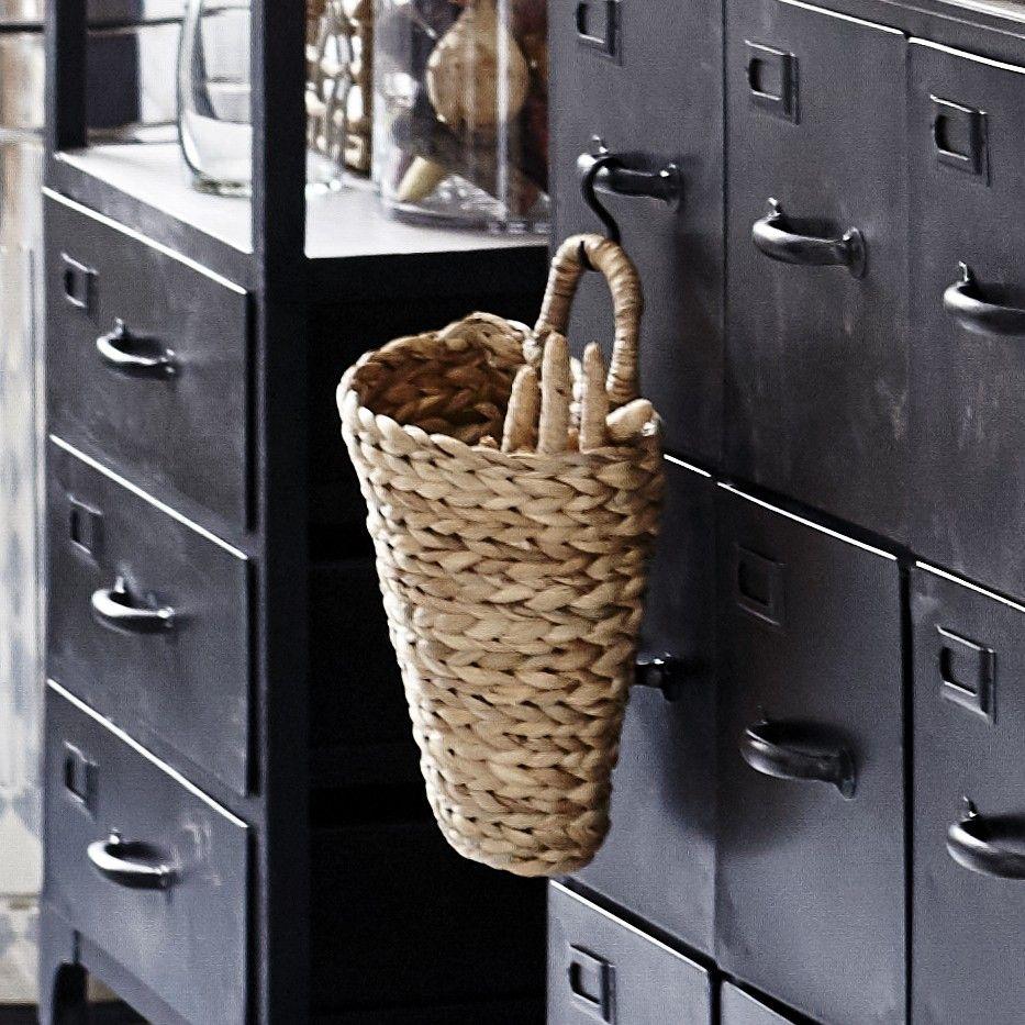 Nadine Hanging Baskets | Design Vintage | Water Hyacinth | Latest ...