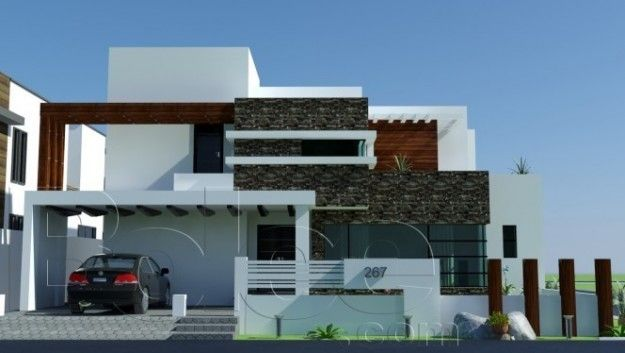 Indianhomemakeover-Modern Contemporary House Elevation | Exterior ...