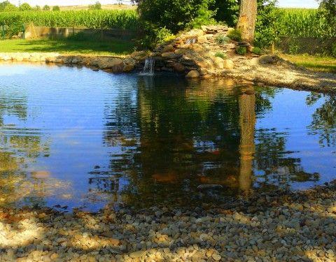 Piscinas Ecológicas Construcción estanques y cascadas Creación - Cascadas En Jardines
