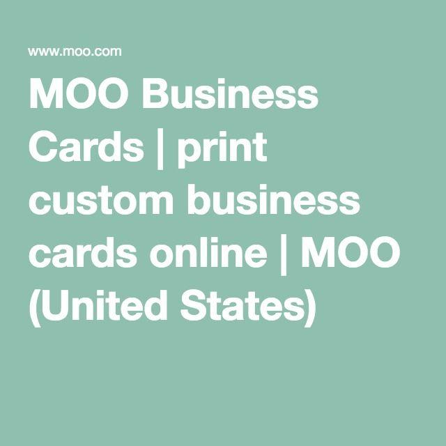 Moo business cards print custom business cards online moo moo business cards print custom business cards online moo united states reheart Images