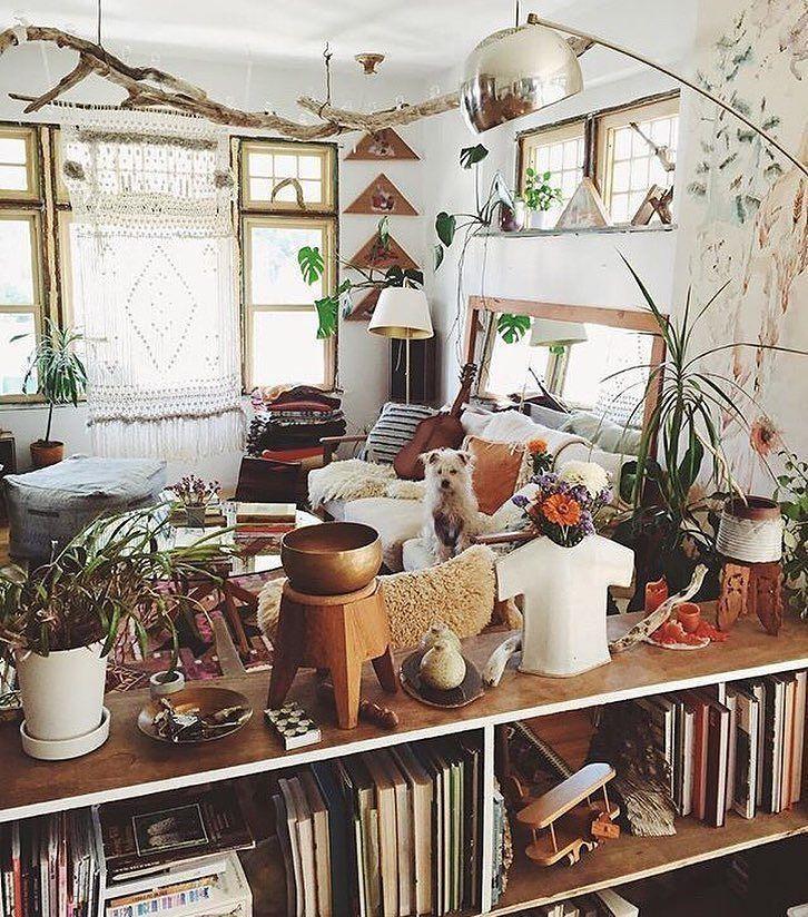 88 Lovely Boho Rustic Glam Living Room Design Ideas images