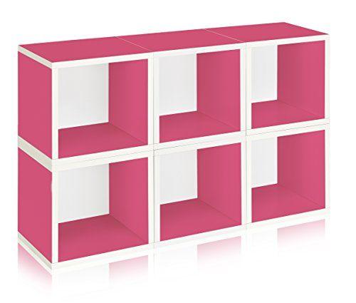 Way Basics zBoard Eco Cubes Storage and Organization, Pink Way Basics http://www.amazon.com/dp/B002C1AXAC/ref=cm_sw_r_pi_dp_-4mivb0GWT03Z