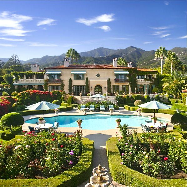 California/Old Hollywood style at its best