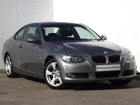 BMW 320D Coupe 2007, 0-60 under 8 secs and 50mpg....
