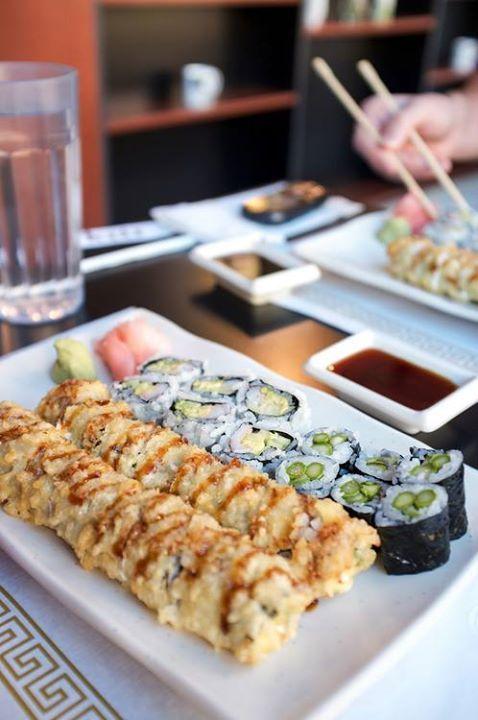 Te gusta la comida Japonesa?