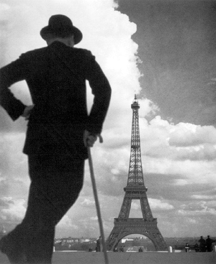Alexander Hammid and the Avant Garde   Tour eiffel, Eiffel ...