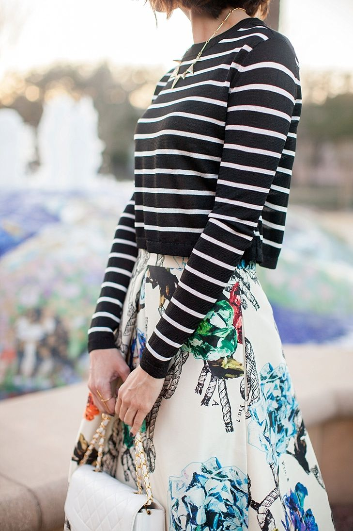Try the Trend : Mixing Prints