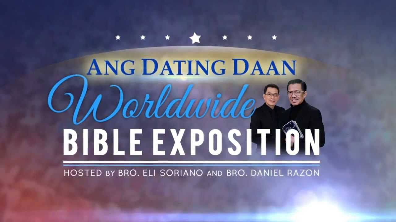 Ang Dating Daan Bible Exposition Schedule Star