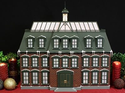 they make replica advent houses to the advent house in christmas vacation i just wish it wasnt so pricey