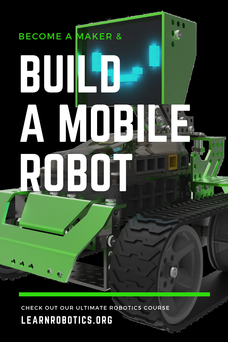 Learn Robotics Online Course For Beginners At Home Learning Learn Robotics Arduino Robot Arduino Projects Diy