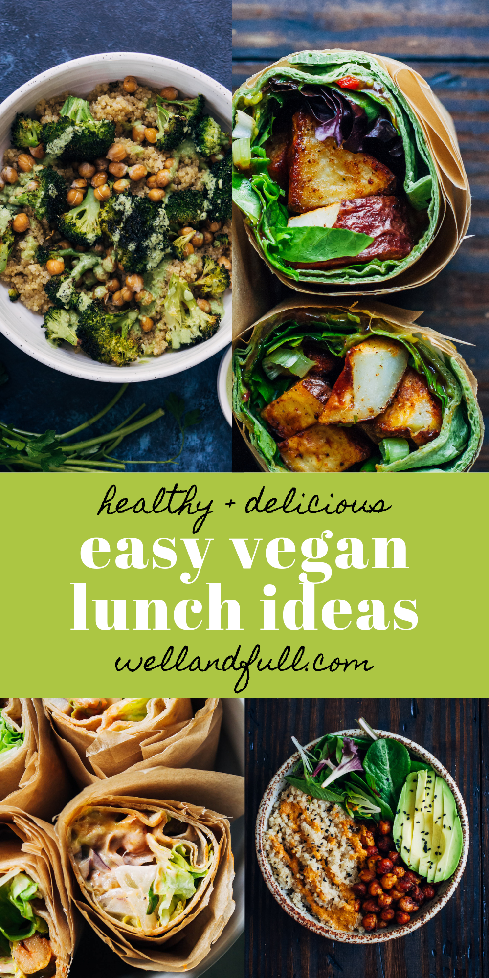 Delicious Easy Vegan Recipes