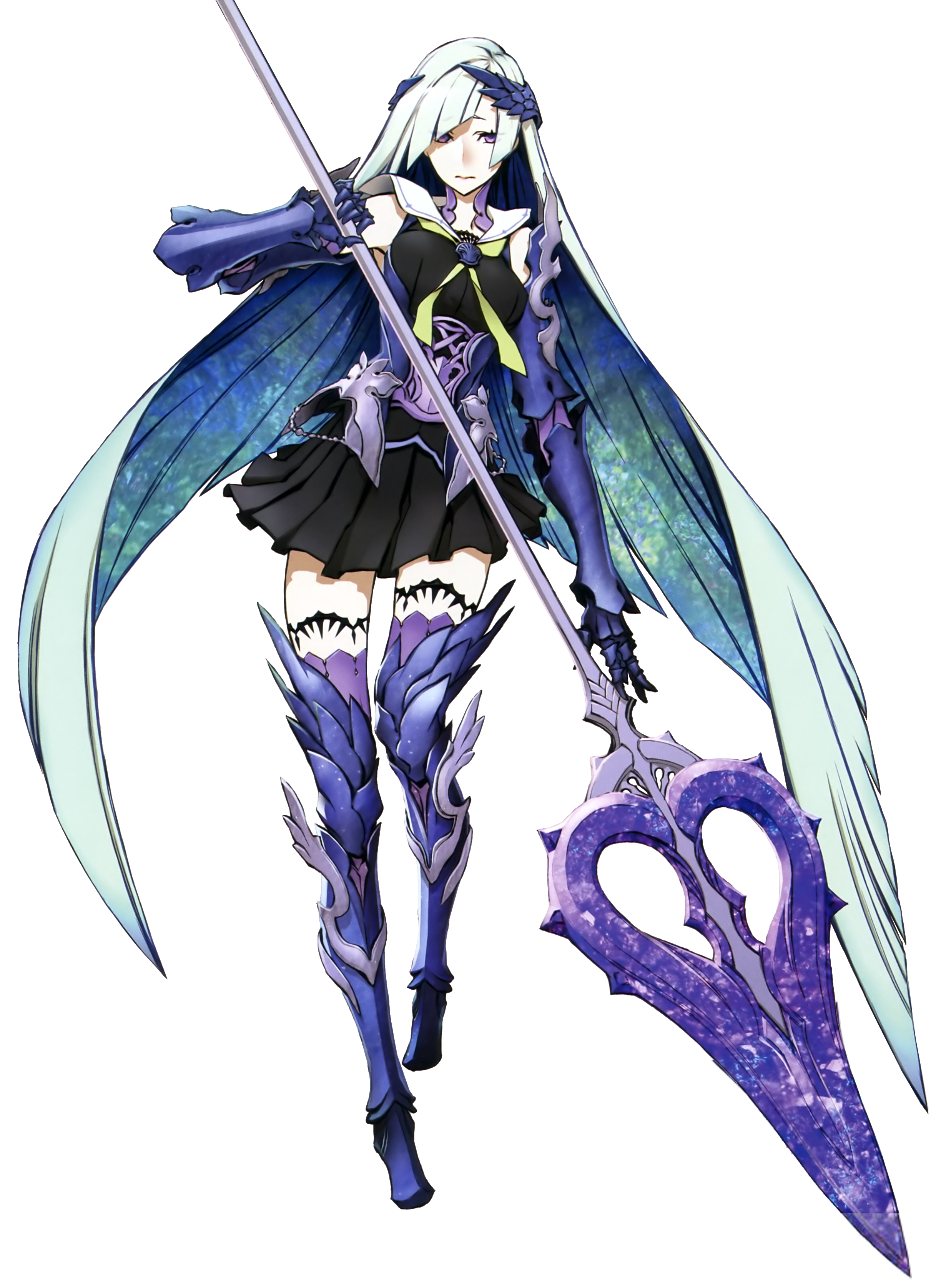 Lancer (Fate/Prototype Fragments) (With images) Anime