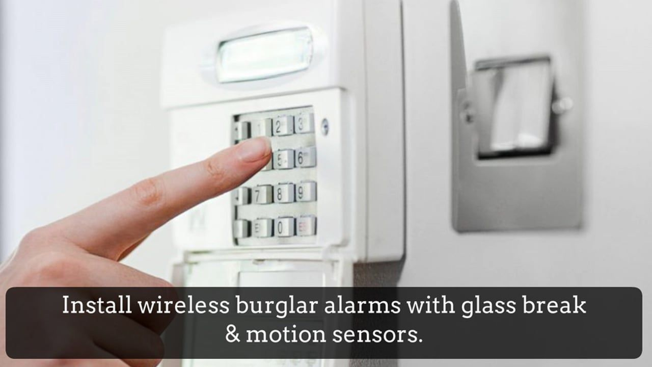 Protect Your Family With Our Advanced Wireless Burglar Alarms Alarm Circuits Best And Home Security To Systems From Http Wireworkscoinccom