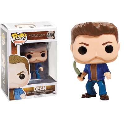 Supernatural Castiel With Wing Funko Pop Vinyl Evil Power Action Figure Gift