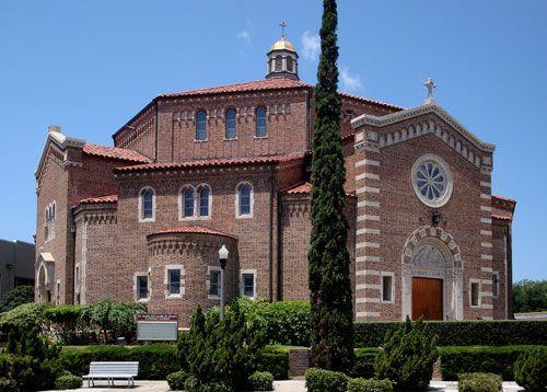 Catholic Church Treasure Island Fl