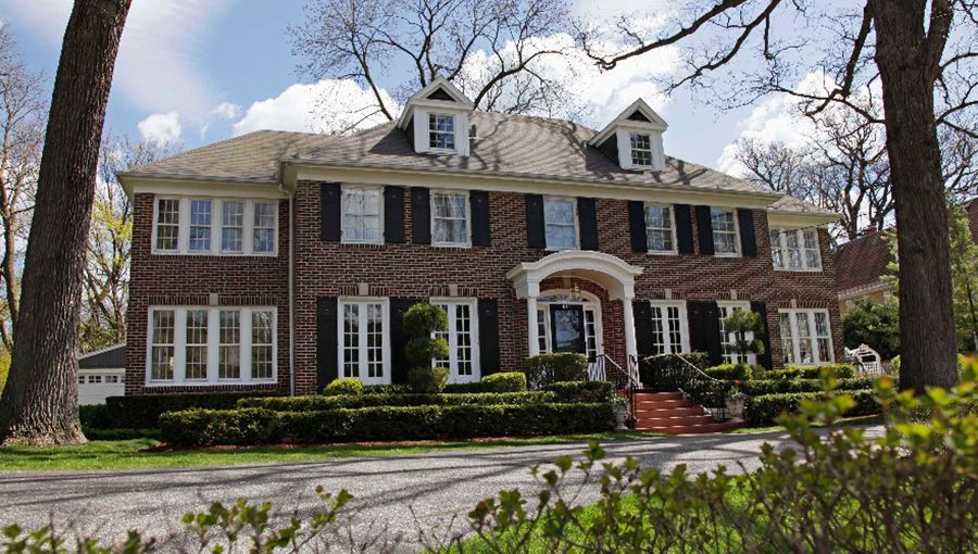 25 Top Places To Retire Rich Home alone movie, Home